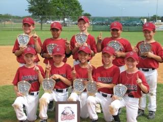 2006 8U Triplecrown State Champions