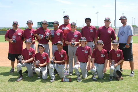 11u Super Series Nationals Runner-ups